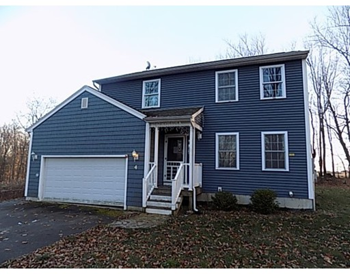 Single Family Home for Sale at 4 Huntington Road 4 Huntington Road Blandford, Massachusetts 01008 United States