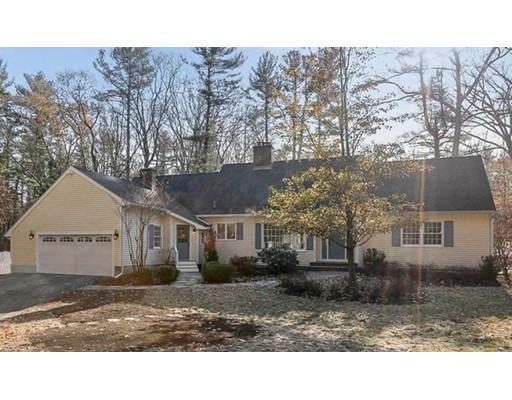 Частный односемейный дом для того Продажа на 25 Curtis Road 25 Curtis Road Boxford, Массачусетс 01921 Соединенные Штаты