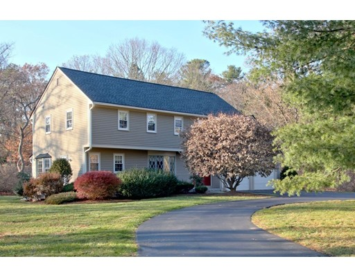 Picture 4 of 157 Buckskin Dr  Wayland Ma 4 Bedroom Single Family