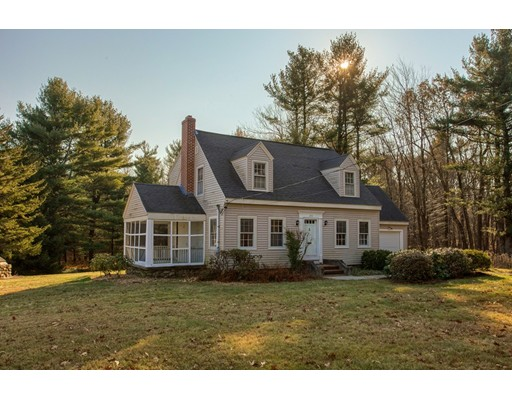 Single Family Home for Sale at 135 Worcester Road Princeton, Massachusetts 01541 United States