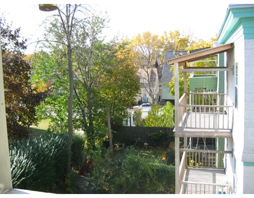 Single Family Home for Rent at 190 Walden Street Cambridge, Massachusetts 02140 United States