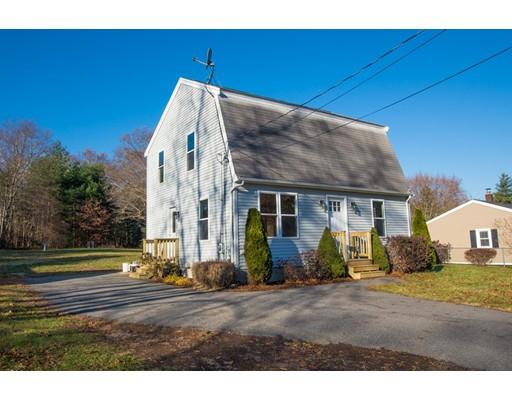 独户住宅 为 销售 在 58 Roberts Road 58 Roberts Road Bridgewater, 马萨诸塞州 02324 美国