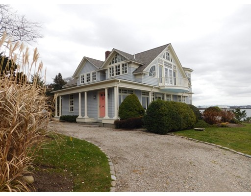 Single Family Home for Sale at 1560 Gardners Neck Road 1560 Gardners Neck Road Swansea, Massachusetts 02777 United States