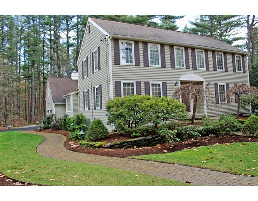Single Family Home for Sale at 24 milne cove 24 milne cove Carlisle, Massachusetts 01741 United States