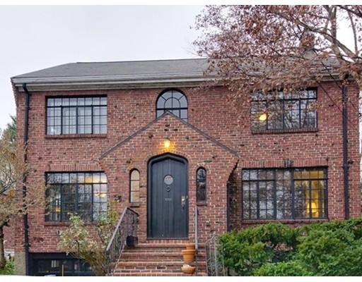 Casa Unifamiliar por un Venta en 425 Pleasant Street Belmont, Massachusetts 02478 Estados Unidos