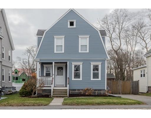 Частный односемейный дом для того Продажа на 19 Sampson Avenue 19 Sampson Avenue Braintree, Массачусетс 02184 Соединенные Штаты