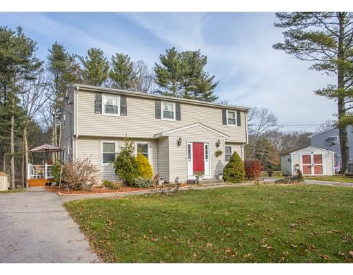 共管式独立产权公寓 为 销售 在 80 Pineneedle Ln #80 80 Pineneedle Ln #80 Mansfield, 马萨诸塞州 02048 美国