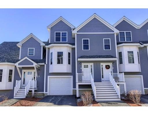 Casa unifamiliar adosada (Townhouse) por un Alquiler en 4 Arapahoe Way #4 4 Arapahoe Way #4 Westford, Massachusetts 01886 Estados Unidos