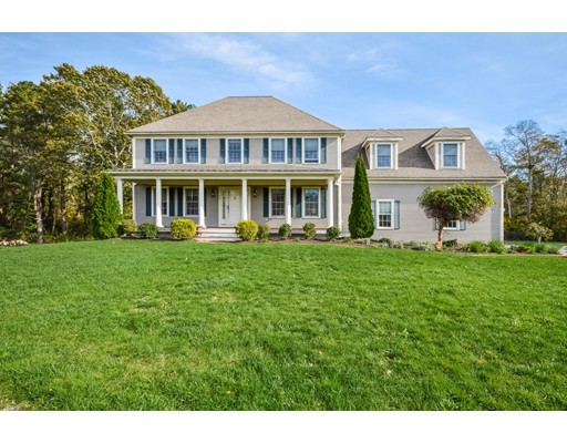 Single Family Home for Sale at 60 Marshview Circle 60 Marshview Circle Sandwich, Massachusetts 02537 United States