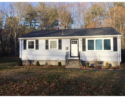 Single Family Home for Rent at 100 Ward Street 100 Ward Street Hingham, Massachusetts 02043 United States