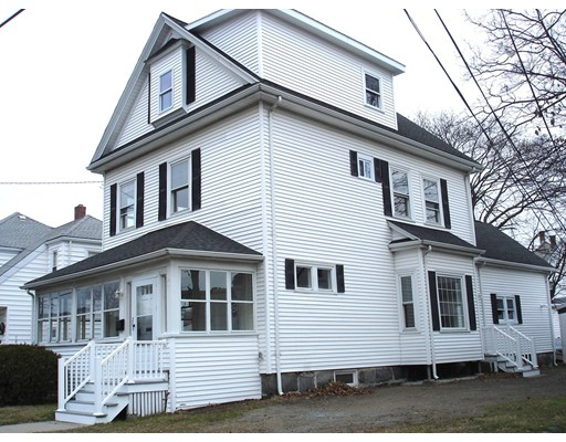 Picture 1 of 26 Goddard St  Quincy Ma  5 Bedroom Single Family#