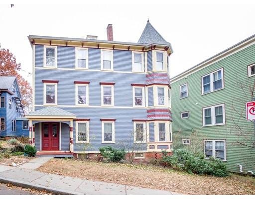 Picture 1 of 75 Sedgwick St Unit 1 Boston Ma  2 Bedroom Condo#