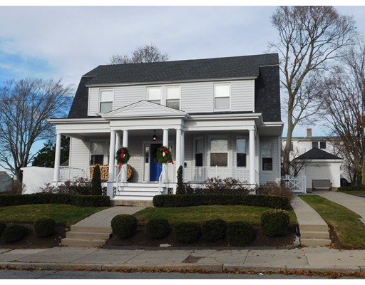 Single Family Home for Sale at 224 Valentine Street Fall River, Massachusetts 02720 United States