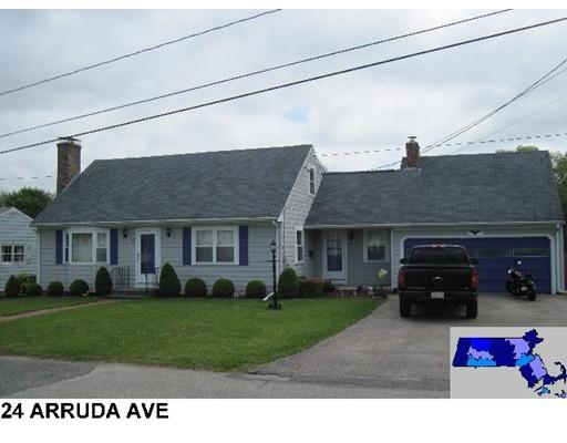 24  Arruda Ave,  Somerset, MA