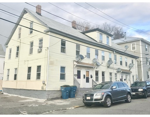 Multi-Family Home for Sale at 12 Seventh Street Lowell, 01850 United States