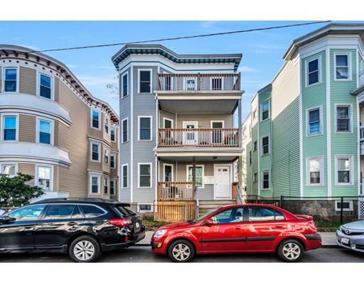 Многосемейный дом для того Продажа на 22 Taft Street 22 Taft Street Boston, Массачусетс 02125 Соединенные Штаты