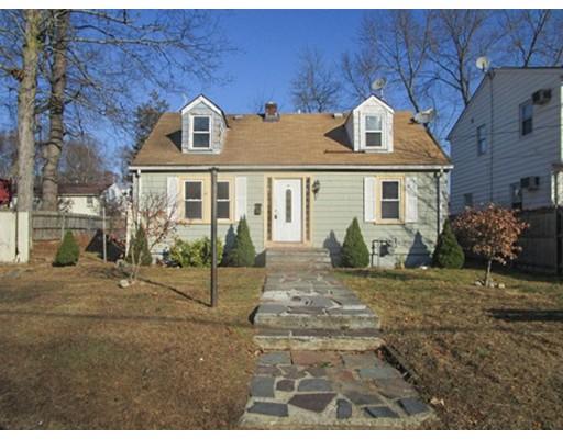 واحد منزل الأسرة للـ Sale في 36 Florence Street 36 Florence Street North Providence, Rhode Island 02904 United States