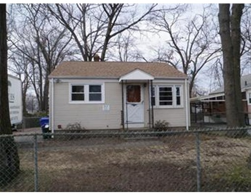 Single Family Home for Rent at 168 Redlands Street Springfield, 01104 United States