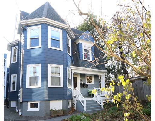 Maison avec plusieurs logements pour l Vente à 4 Fayette Park 4 Fayette Park Cambridge, Massachusetts 02139 États-Unis
