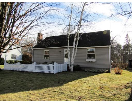 Частный односемейный дом для того Продажа на 15 Hanward Hill 15 Hanward Hill East Longmeadow, Массачусетс 01028 Соединенные Штаты
