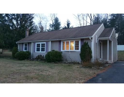Частный односемейный дом для того Продажа на 111 Logtown Road 111 Logtown Road Amherst, Массачусетс 01002 Соединенные Штаты