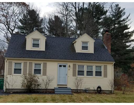 Частный односемейный дом для того Продажа на 89 Mill Street 89 Mill Street Burlington, Массачусетс 01803 Соединенные Штаты