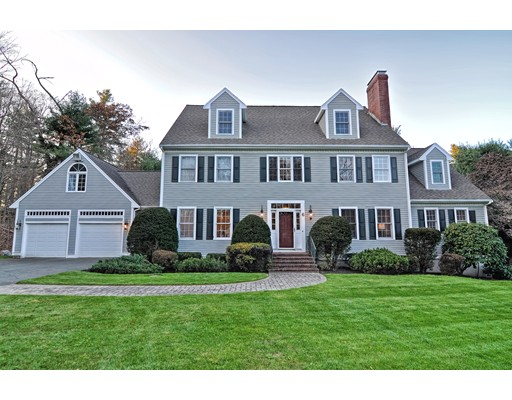 Single Family Home for Sale at 6 Olde Stable Lane Easton, Massachusetts 02356 United States