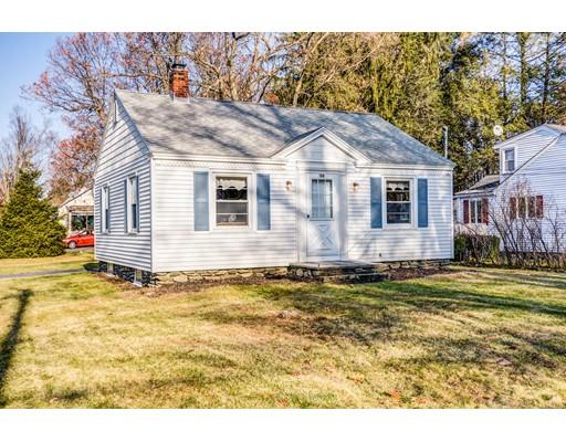 Частный односемейный дом для того Продажа на 128 Parker Avenue 128 Parker Avenue Holden, Массачусетс 01520 Соединенные Штаты