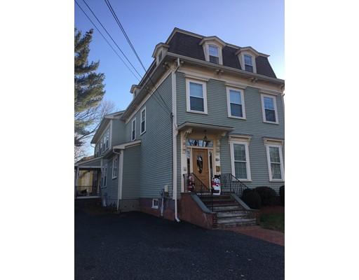 Townhouse for Rent at 61 Waverley Street #B 61 Waverley Street #B Watertown, Massachusetts 02472 United States