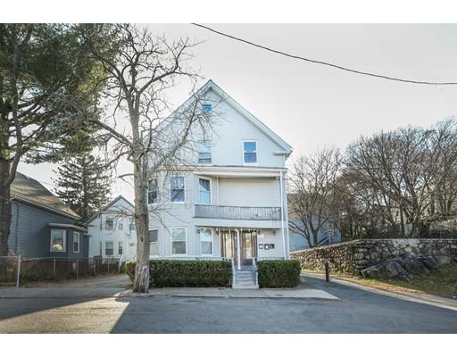 Casa Multifamiliar por un Venta en 20 Wilson Street Lynn, Massachusetts 01902 Estados Unidos