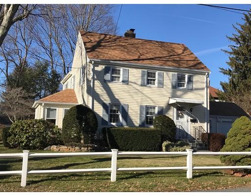 Частный односемейный дом для того Продажа на 35 3rd Street 35 3rd Street Norwood, Массачусетс 02062 Соединенные Штаты