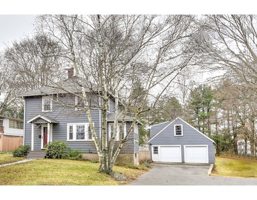 Single Family Home for Sale at 578 Lowell 578 Lowell Peabody, Massachusetts 01960 United States