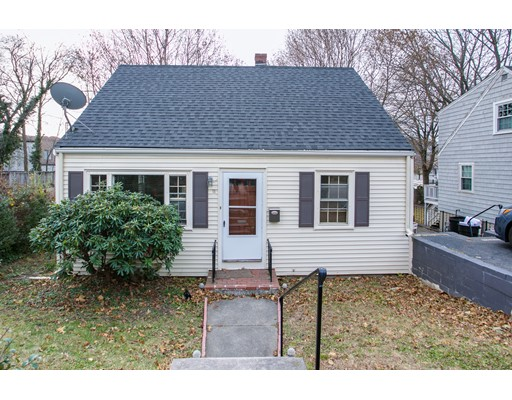 Picture 12 of 11 Perkins St  Quincy Ma 2 Bedroom Single Family