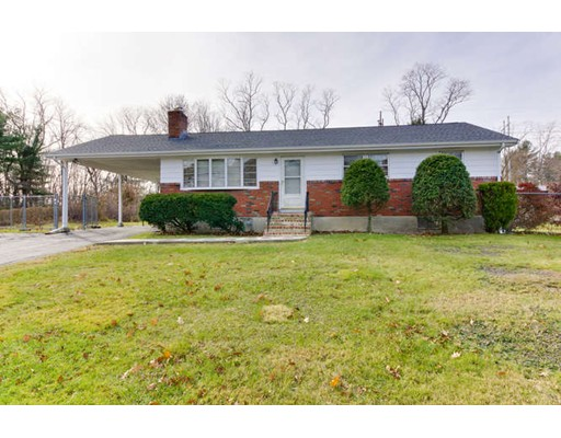 Частный односемейный дом для того Продажа на 32 Prouty Road 32 Prouty Road Burlington, Массачусетс 01803 Соединенные Штаты
