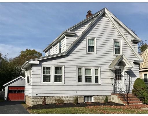 واحد منزل الأسرة للـ Sale في 42 MAYALL ROAD 42 MAYALL ROAD Waltham, Massachusetts 02453 United States