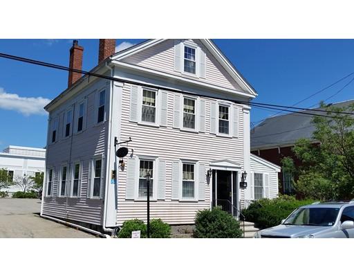Коммерческий для того Аренда на 18 Titcomb Street 18 Titcomb Street Newburyport, Массачусетс 01950 Соединенные Штаты