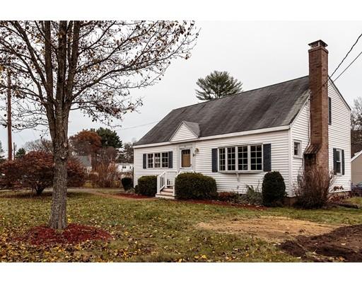 独户住宅 为 销售 在 21 Hathaway Road Wilmington, 01887 美国