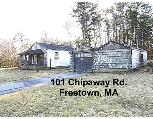 Земля для того Продажа на 101 Chipaway Road 101 Chipaway Road Freetown, Массачусетс 02717 Соединенные Штаты