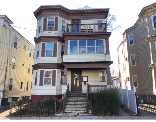 Multi-Family Home for Sale at 18 Rector Road 18 Rector Road Boston, Massachusetts 02126 United States