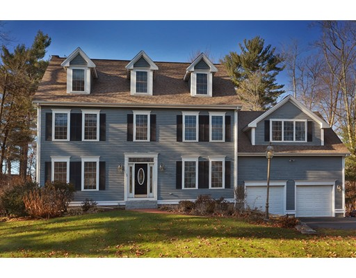 Single Family Home for Sale at 1 Birch Tree Drive Georgetown, Massachusetts 01833 United States