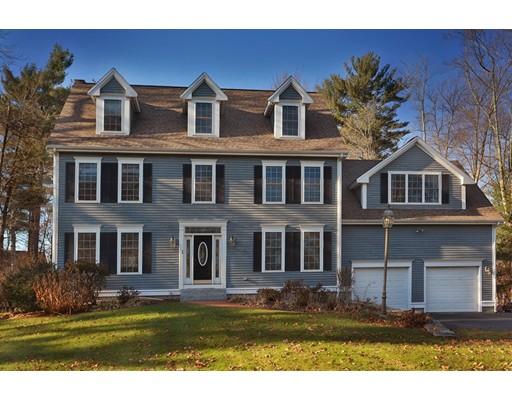 Casa Unifamiliar por un Venta en 1 Birch Tree Drive 1 Birch Tree Drive Georgetown, Massachusetts 01833 Estados Unidos