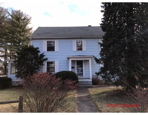 واحد منزل الأسرة للـ Sale في 7 Bryn Mawr Avenue 7 Bryn Mawr Avenue Auburn, Massachusetts 01501 United States