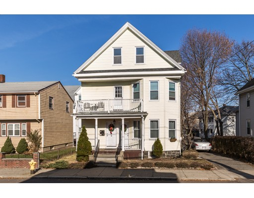 Multi-Family Home for Sale at 83 Summer Street 83 Summer Street Medford, Massachusetts 02155 United States