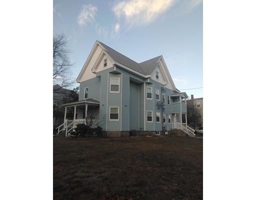 Multi-Family Home for Sale at 102 ASH STREET Brockton, 02301 United States