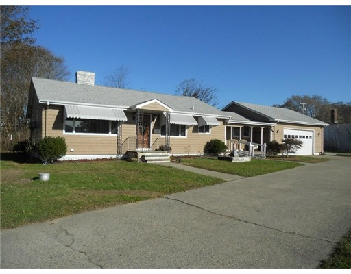 Single Family Home for Sale at 14 Paul Terrace 14 Paul Terrace Tiverton, Rhode Island 02878 United States