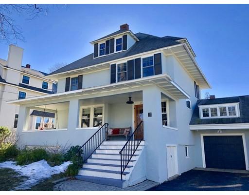 Частный односемейный дом для того Продажа на 17 Symmes Road 17 Symmes Road Winchester, Массачусетс 01890 Соединенные Штаты