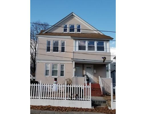 多户住宅 为 销售 在 9 Dana Street 9 Dana Street Lawrence, 马萨诸塞州 01843 美国