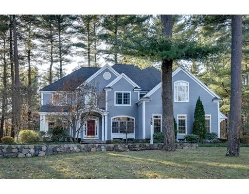 Single Family Home for Sale at 9 Cortland Lane 9 Cortland Lane Sudbury, Massachusetts 01776 United States