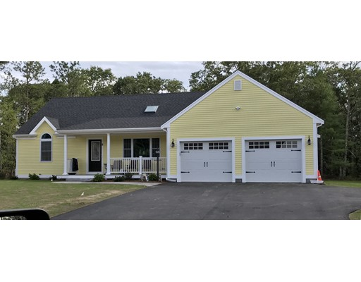 Maison unifamiliale pour l Vente à 2 Faith's Way 2 Faith's Way Falmouth, Massachusetts 02536 États-Unis