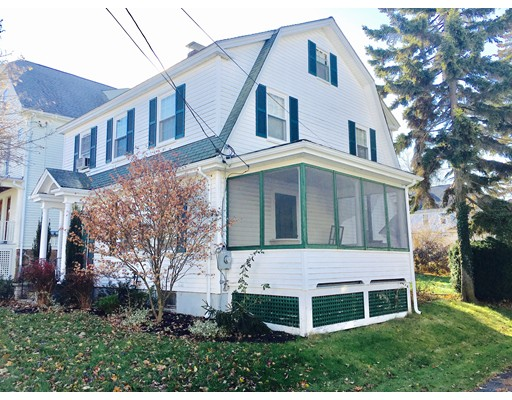 Single Family Home for Sale at 7 Larchmont Road Salem, 01970 United States